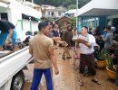 WartaKepri - Kantor Pemerintar Anambar Banjir