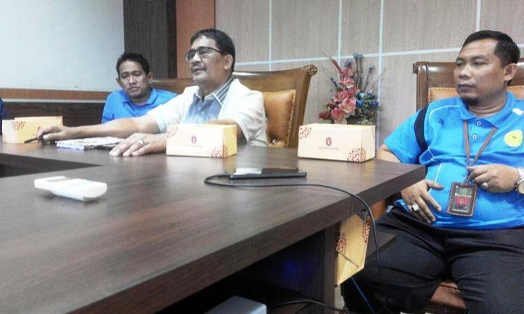 Pengadilan Negeri Batam Coffe Morning Bersama Awak Media