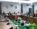 WartaKepri - pertemuan perwakilan ojek online dengan DPRD Kota Batam
