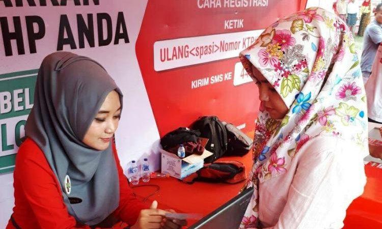 TelkomselTingkatkan KualitasJaringandi HPN 2018 Padang