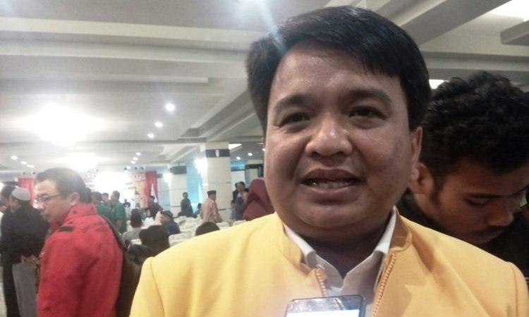 Wartakepri, Ade Angga selaku Ketua Tim Kemenagan pasangan SABAR,