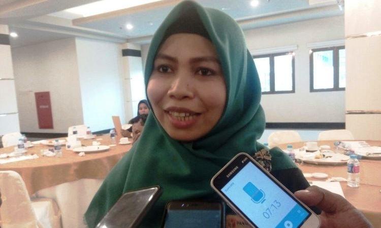 Wartakepri, Maryamah selaku Ketua Panwaslu Kota Tanjungpinang,