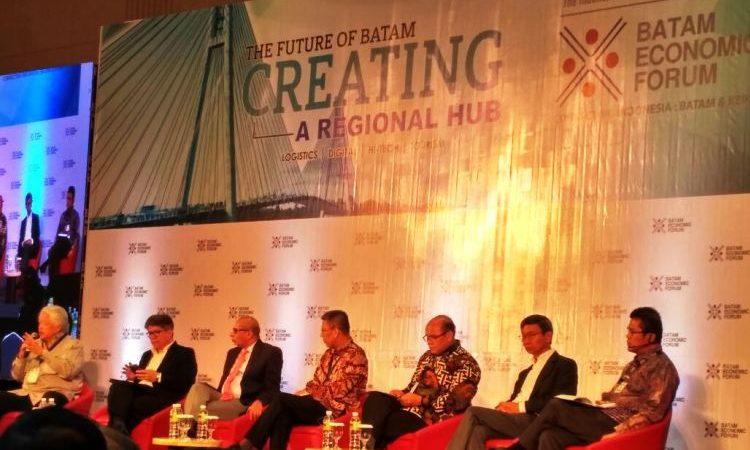 Wartakepri, seminar bertajuk The Future of Batam Creating a Regional Hub
