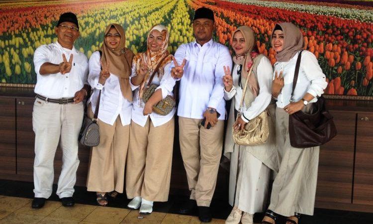 Wartakepri, Kader Partai Gerindra di Batam