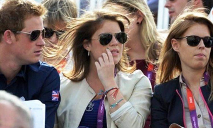 Wartakepri, Pangeran Harry, Putri Eugenie, dan Putri Beatrice