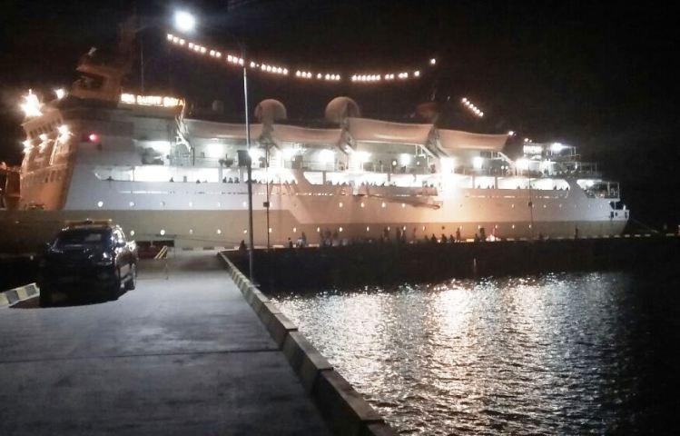 Wartakepri, Pelabuhan Letung
