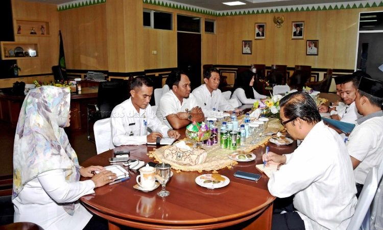 Wartakepri, Rapat MTQ dilaksanakan Wakil BUpati Natuna
