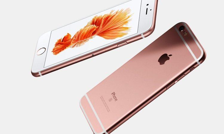 Wartakepri, iPhone 6S Plus.
