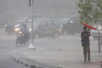 Wartakepri, Hujan Lebat