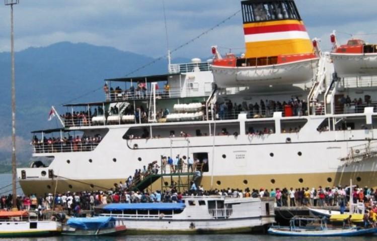 Sebanyak 26 Kapal Penumpang Disiapkan Pihak Pelni Melayani ...