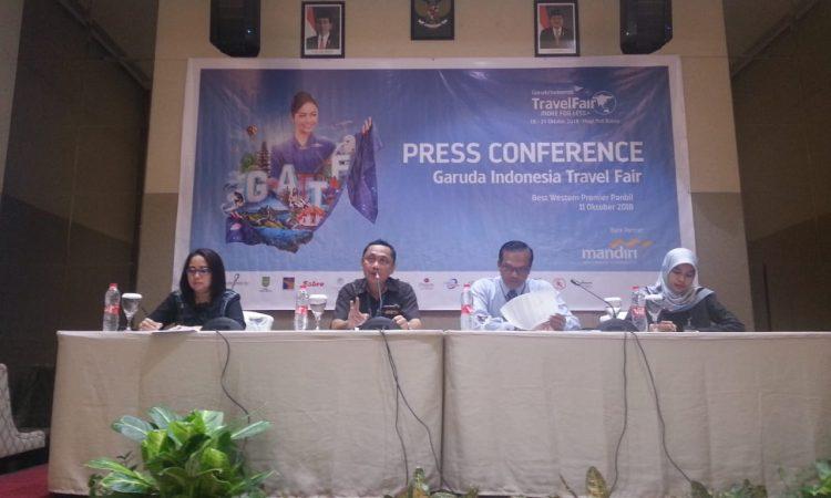 Garuda Indonesia Travel Fair Bakalan Digelar Di Batam Diskon Tiket