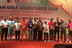 Pecahkan Rekor MURI Batam Golf Adventures 2018 Diikuti 2352 Peserta