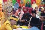 Gubernur dan Wakil Saksi Pernikahan Putri Kedua Bupati Karimun Aunur Rafiq